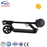 Cheap 250w Power and Foldable 2 wheel standing electric pro scooter for adults