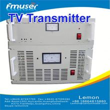 Low price and Low RF Power 300W analog TV Transmitter fm radio station transmitter A3