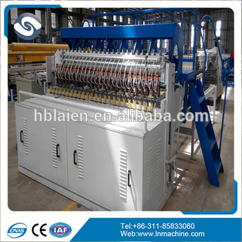 ISO&SGS Concrete Construction Reinforcement Steel Welded Wire mesh panel making machine