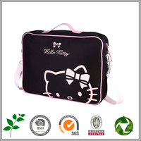 "17.3"" 17"" 16.4"" 15.6"" hello -kitty Inch Laptop Notebook carrying Messenger bag case briefcase"