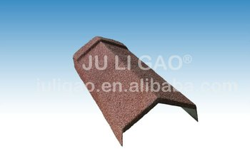 Stone Coated Metal Tile Angular Hip