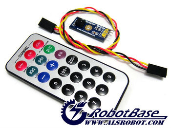 IR Receiver and Transmiter Remote Control Kit For Arduino