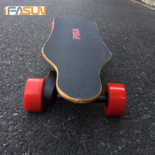 iFASUN Dual cheap e-skateboard price wireless remote control electric skateboard