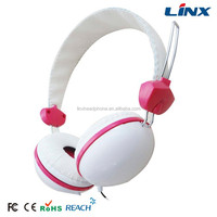 Factory manufacture mini music wire clip headphones mp3 player headphones