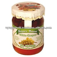 Georgia ISO White Grapes in Syrup