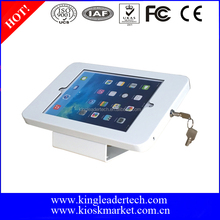 Table mount ipad/tablet holder stand for restaurant