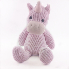 custom unicorn stuffed animal toy baby cute pink unicorn plush