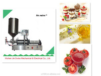 High quality 500ML single headsTomato jam filling machine production line