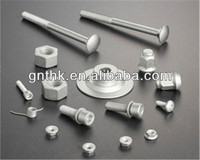 Geomet coated hex bolt low head