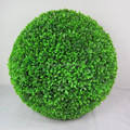 Plastic topiary balls indoor and outdoor decor
