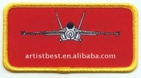 military embroidery patch velcro military patch navy patch