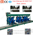 High quality CE approved Charcoal Rod briquette press making machine