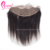 Unprocessed Straight Virgin Human Hair Lace Frontal Closure 13X4 Ear to Ear With Baby Soft Hair Free Part Headline For Sale