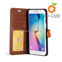 Luxury Slim Mobile Phone Back Cover Leather Back Case For Samung galaxy A9
