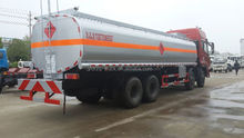 DongFeng 8000L capacity fuel truck good price oil tank truck delivery oil tanker truck for sale bulk cement tanker trailer
