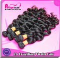 virgin brazilian hair weaving 6a Natural Wave wigs for african americans