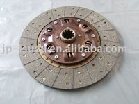 For isuzu auto parts ,clutch disc 380 FVR/6SD1