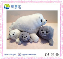 Marine Animal Plush Stuffed Seal Toy