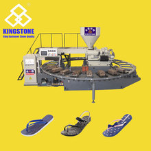 PVC/PCU Men Slipper Making Machine