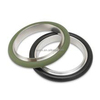 stainless steel O-rings for KF nw ISO flange pipe fittings Mesh Centering Ring