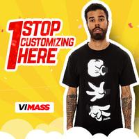 New arrive men 100% cotton t shirts personalized custom t shirt fashion t-shirts
