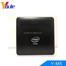 Newest Windows10 Mini PC intel Z8300 Cherry trail CPU Inter HD Graphics GPU 4GB 64GB Flash with gigabit Ethernet PC computer