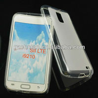 Matte TPU case for samsung galaxy s2 lte i9210 cover