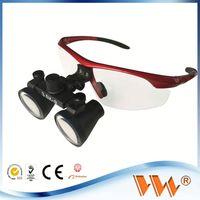 Quality magnifier and headlight on promotion dental surgical magnifying glass