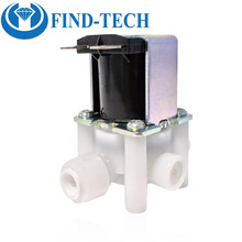 24 volt RO waste water drain valve for RO water filter system