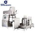 Cosmetic emulsifier mixer chemical machinery for daily using cream emulsion equipment