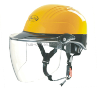 HD ABS shell motorcycle helmet summer helmet half face helmet HD-300