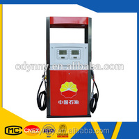 High accuracy CNG dispenser for natural gas station