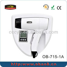 Factory wholesale low noise LCD screen electric hair dryer CD-715 -1A