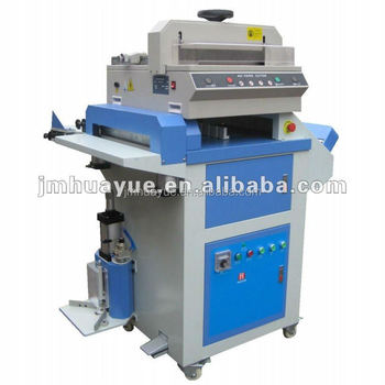 newest Automatic all function of Wedding Photo Album Making Machine