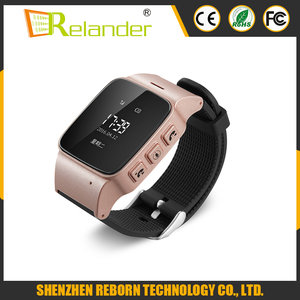 D99 Elder Smart watch GPS+LBS+WIFI positioning SOS Smart watch