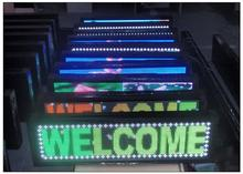alibaba best sell high brightness p10 outdoor led rolling message sign 2016 leeman led programmable led scrolling sign