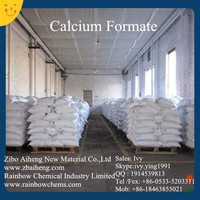 factory price for building industry construction use 98 calcium formate /Formic acid calcium salt/ 544-17-2