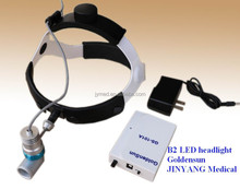 rechargeable medical led headlight