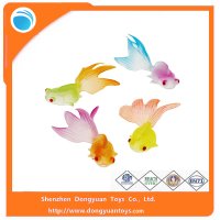 Buying Wholesale Toys Plastic Gold Fish Action Figure