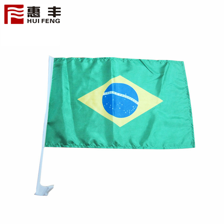 For Promotion Decoration Advertising Customized Car Window Flag