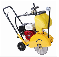 HAOBAO HXR300-4 Floor Saw , Road Cutter / Concrete saw Cutting Machine with Three Wheels AND Honda Engine