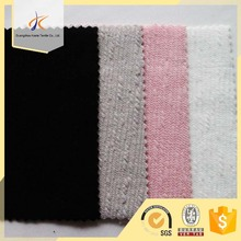 60 polyester 40 cotton white plain dyed jersey knitting dobby tc fabric wholesale