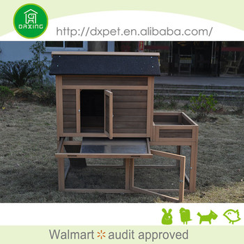 DXH029 China supplier large size big chicken coop