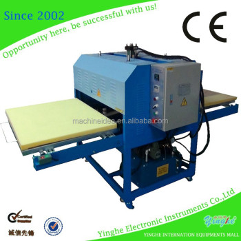 100*120 Duplex hydraulic sublimation transfer printing machine