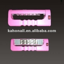 kaho art nail factory wholesale samll order uv lamp light nail art accessory black lighting uv strip led