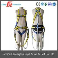 Construction full body industrial safety belt