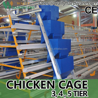 hot sale high quality chicken cage for poultry farm for nigeria chicken cage for sale chicken cage for sale in
