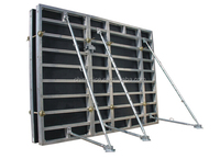 2015 High Standard Aluminum Formwork Panel for Concrete Pouring