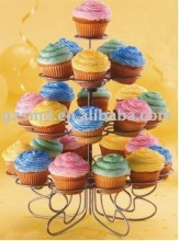 Cake rack Christmas Tree Shape Cupcake Stand