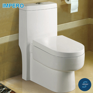 China supplier high quality wc brand siphonic toilet